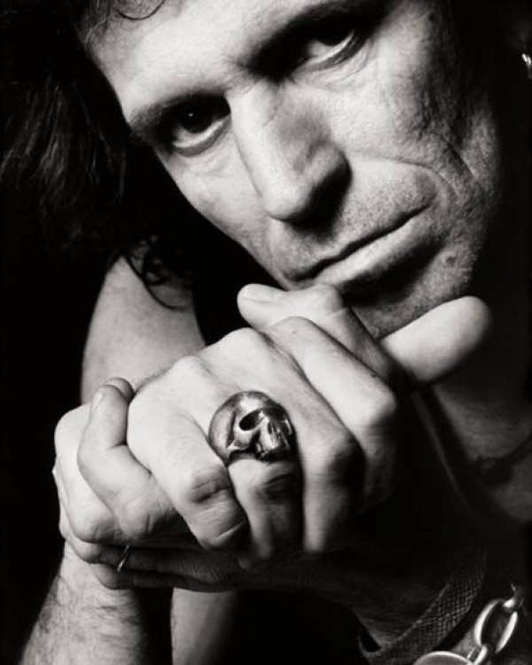 BMG reedita el primer álbum en solitario de Keith Richards,'Talk Is Cheap'