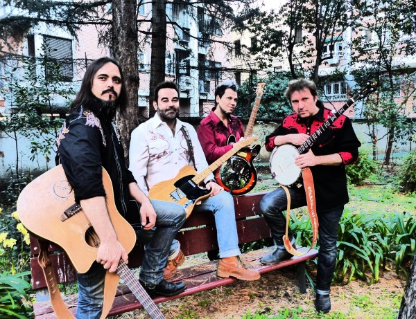 El grupo español The Wild Horses lanza 'Six Pack… Plus'