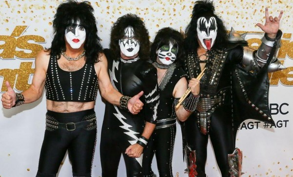 El grupo Kiss anuncia la que será su última gira, 'End of the road'